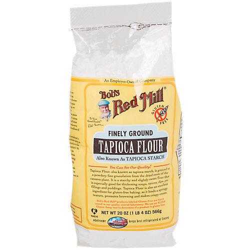 Bobs Red Mill Tapioca Flour - 20 Ounces Flour for sale online