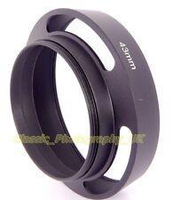 LEICA Summilux 1.4/50mm or SUMMILUX-M 1:1.4/50mm E43 fit Vented Lens Hood 43mm