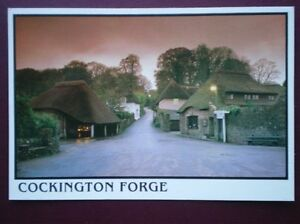 POSTCARD DEVON COCKINGTON FORGE  AUTUMN TWILIGHT - Tadley, United Kingdom - Full Refund less postage if not 100% satified Most purchases from business sellers are protected by the Consumer Contract Regulations 2013 which give you the right to cancel the purchase within 14 days after the day you receive th - Tadley, United Kingdom