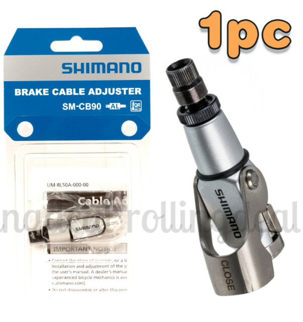 Shimano Cb90 In-line Brake Cable Adjuster Each for sale online