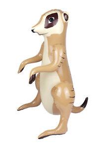 Inflatable-Meerkat-59cm-Animal-Fancy-Dress-Prop-Decoration-Safari-Meercat