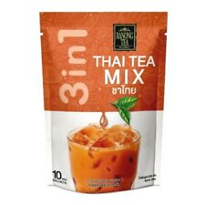 3 in 1 Ranong Instant Thai Tea Drink Mix 20 G. 16 Sachets