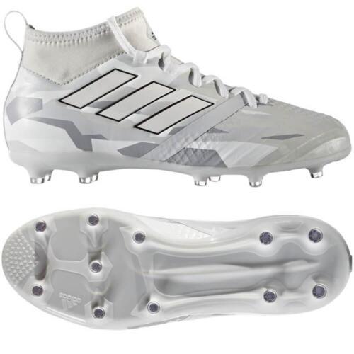 adidas 17.1 FG Primeknit Camo Football Boots UK 4 Boys Girls soccer cleats