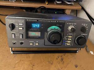 Kenwood R-1000 Shortwave Receiver AM SSB CW Radio  Collector Item
