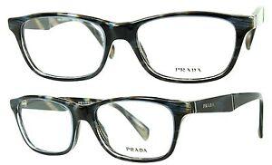 Prada-Fassung-Brille-Glasses-VPR14P-55-17-EAR-1O1-145-Nonvalenz-281