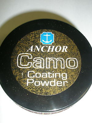 Anchor Camo coating powder Lead making SAND Carp fishing
