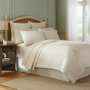 Modern-Living-Signature-Matelasse-Cotton-KING-SHAM-ECRU