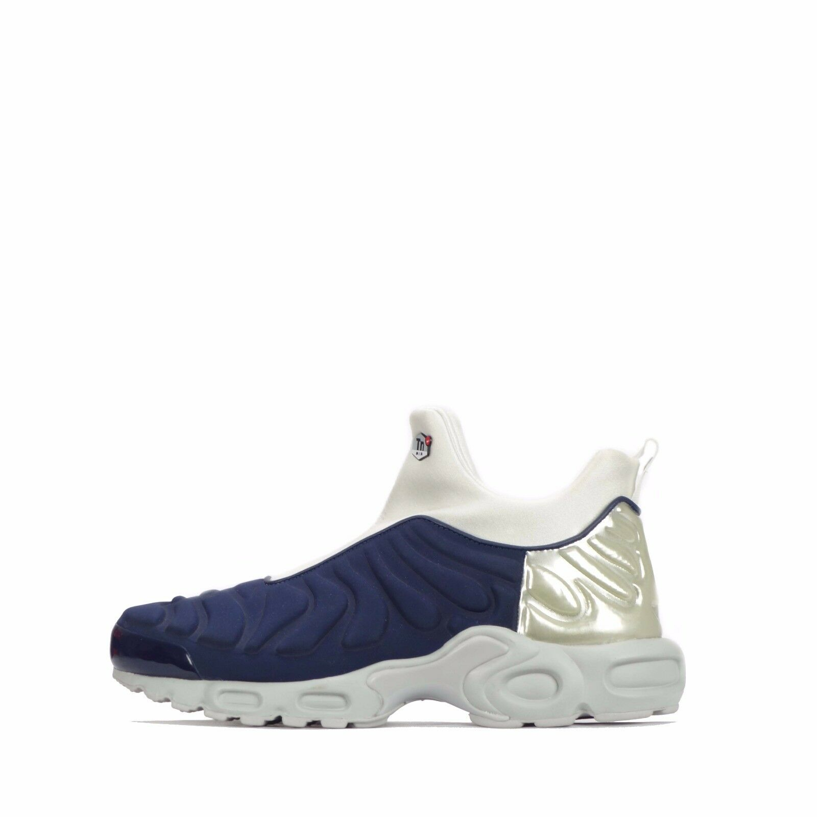 Nike Air Max Plus Slip On TN Tuned SP Women's Shoes Midnight Navy.Silver