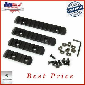 M-LOK Picatinny Weaver Rail Polymer Section Magpul Magazine Injection Molded Set