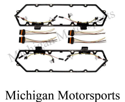 94-97 Ford Powerstroke 7.3 Valve Cover Gasket with Glow Plug Harness