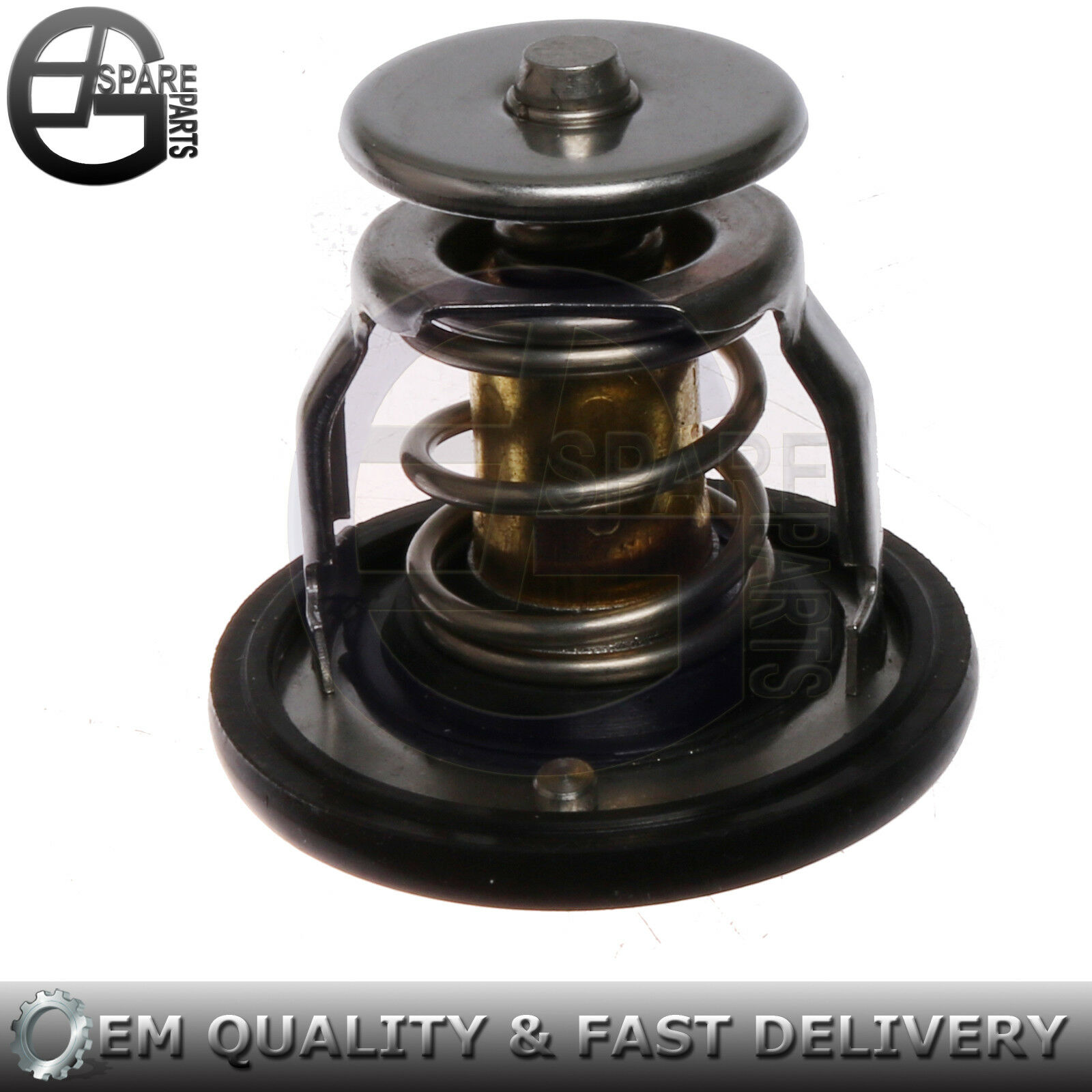 Thermostat Fit for Mustang Skid Steer 2040 2042 Deere Yanmar 3245c