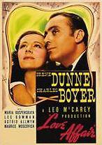 LOVE AFFAIR (1939) - DVD - Region Free - Sealed