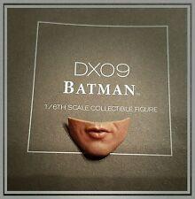1/6 Hot Toys Batman Magnetic Face #2 DX09 **US Seller**