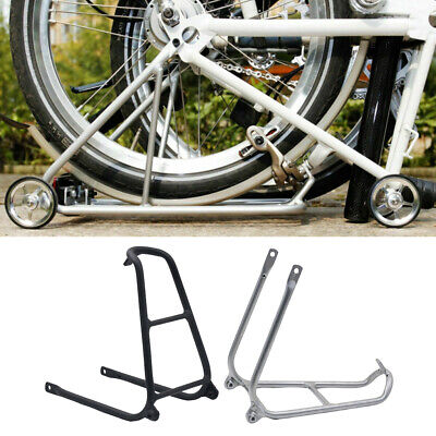 Aluminium Alloy Q Type Rear Rack for Brompton Bicycle Luggage Carriers