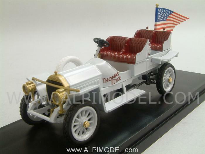 Thomas Flyer 1908 Rally New York – Paris 1 43 RIO 4304