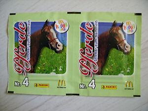 Panini-McDonalds-Sonderausgabe-2008-Pferde-1x-Tuete-Nr-4-rar