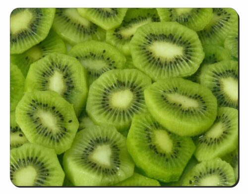 Kiwi Fruit Ordinateur Tapis De Souris Noël Idée Cadeau, F-F4M