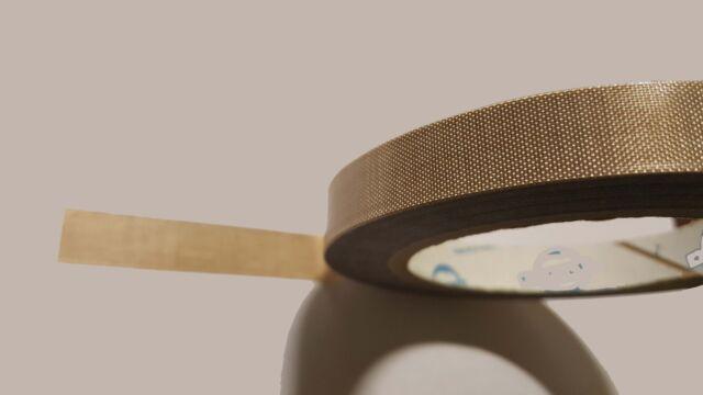 "1PC 6Mil 12"" x 1//2/"" LxW Top Quality Weston Sealer Teflon Tape replacement Strip"