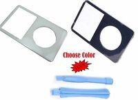 Replacement Front Cover Panel Housing Part For Ipod Classic 5 5th Gen 5g A1136