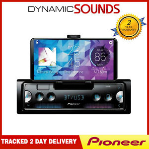Pioneer Sph-10bt - autoradio Bluetooth Apple CarPlay & Android