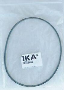 NEW IKA P007159 SHV SET ISO 2.2 IEC 24MM V BELT FOR DR2000/4 DISPAX REACTOR
