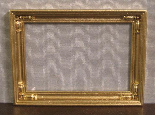 PICTURE  FRAME ~ Jim Coates ~  Dollhouse Miniature ~ 1:12 scale ~ Room Box