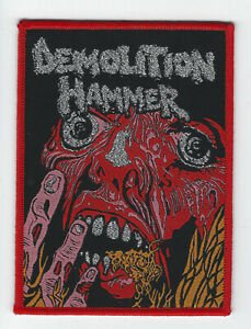 Demolition-Hammer-034-Tortured-Existence-034-Patch-morbid-saint-dark-angel-exhorder