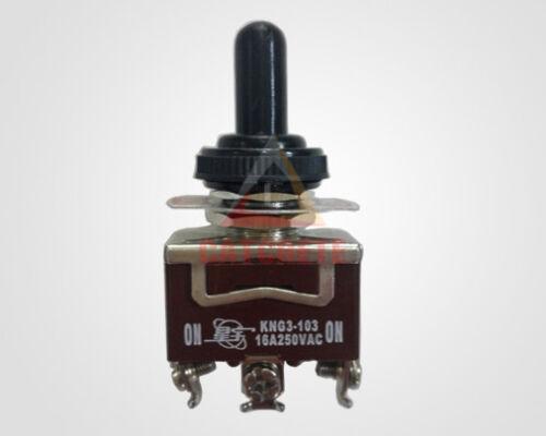 SANY Concrete Pump Spare Parts Toggle Switch 1NT1-1 B241200000530  2pcs//Lot