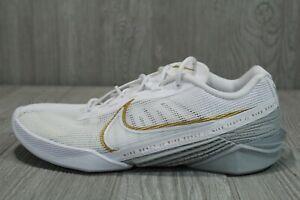 62 Rare New Womens Nike React Metcon Turbo White Shoes CT1249 100 Size 10