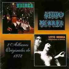 "Litto Nebbia:  ""Huinca & despertemos en América""  (2 on 1 CD)"