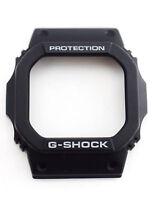 Casio Watch Original Bezel : 10287075 G-5600e Black Bezel