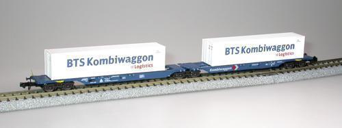 Hobbytrain n 23700 contenedores carro DB kombiwaggon BTS kombiwaggon-contenedor ep.5