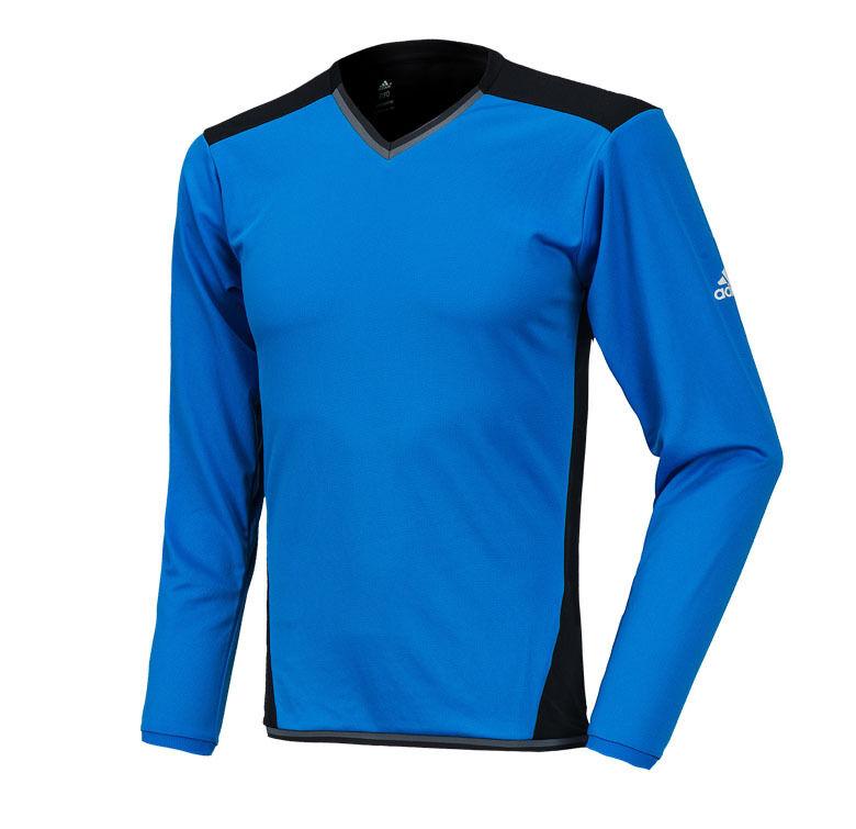 Adidas Ace Training Jersey AA6853 Soccer Football Gym manche longue Top T-Shirts