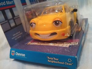 1998 Tina Turbo Collectible Chevron Toy Car #12 in Series