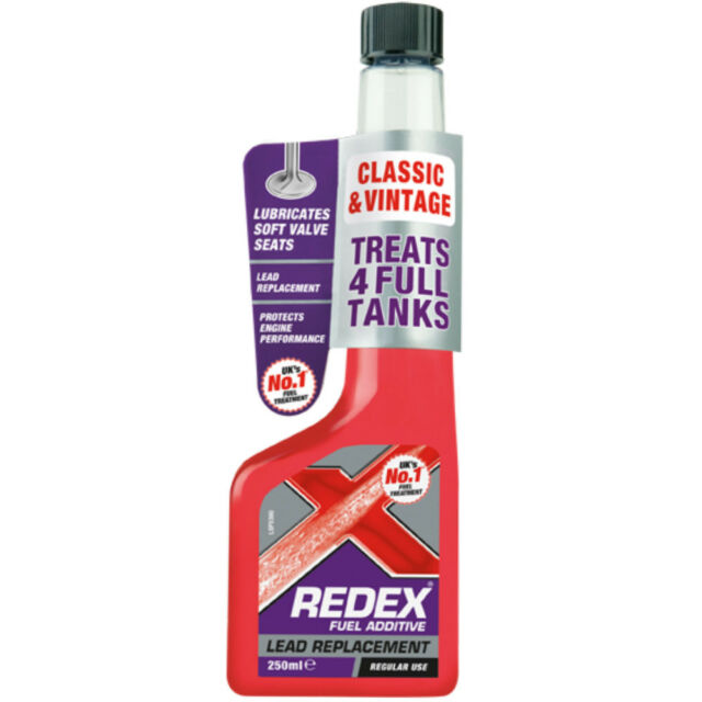 2x Redex Lead Replacement Substitute For Unleaded Petrol Fuel Additive RADD1301A