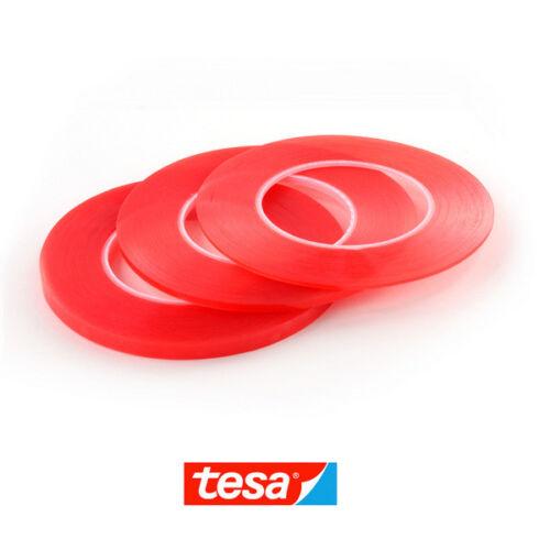 TESA 4965 cinta adhesiva de doble cara Transparente 12mm X 50m