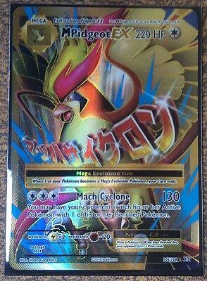 Evolutions NM//M Pokémon 105//108 Mega Pidgeot EX Full Art