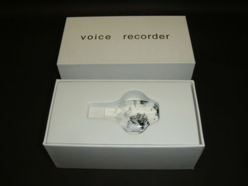 SUPER SENSITIVE SPY SOUND RECORDER MINI MAGNETIC 28 HOUR BATTERY RECORDING TIME