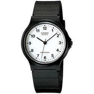 Casio-Classic-Mens-Casual-Style-Black-Wrist-Watch