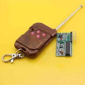 IC2262-2272-4-Channel-Wireless-RF-Remote-Control-Transmitter-kits-w-Receiver