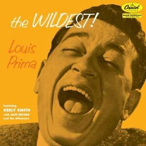 Louis-Prima-The-Wildest-New-Vinyl-LP