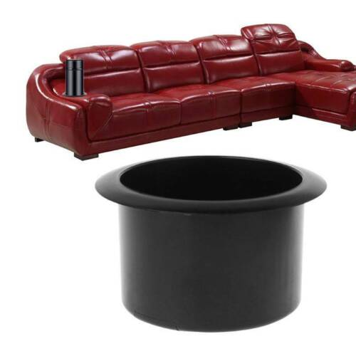 Plastic Insert Cup Holder Drink Placing Bottle Rack For Car Boat RV Truck Sofa