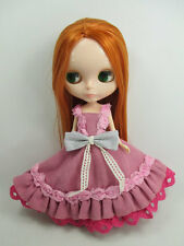 Blythe Doll Outfit Handcrafted dress Clothes Basaak # 400-68