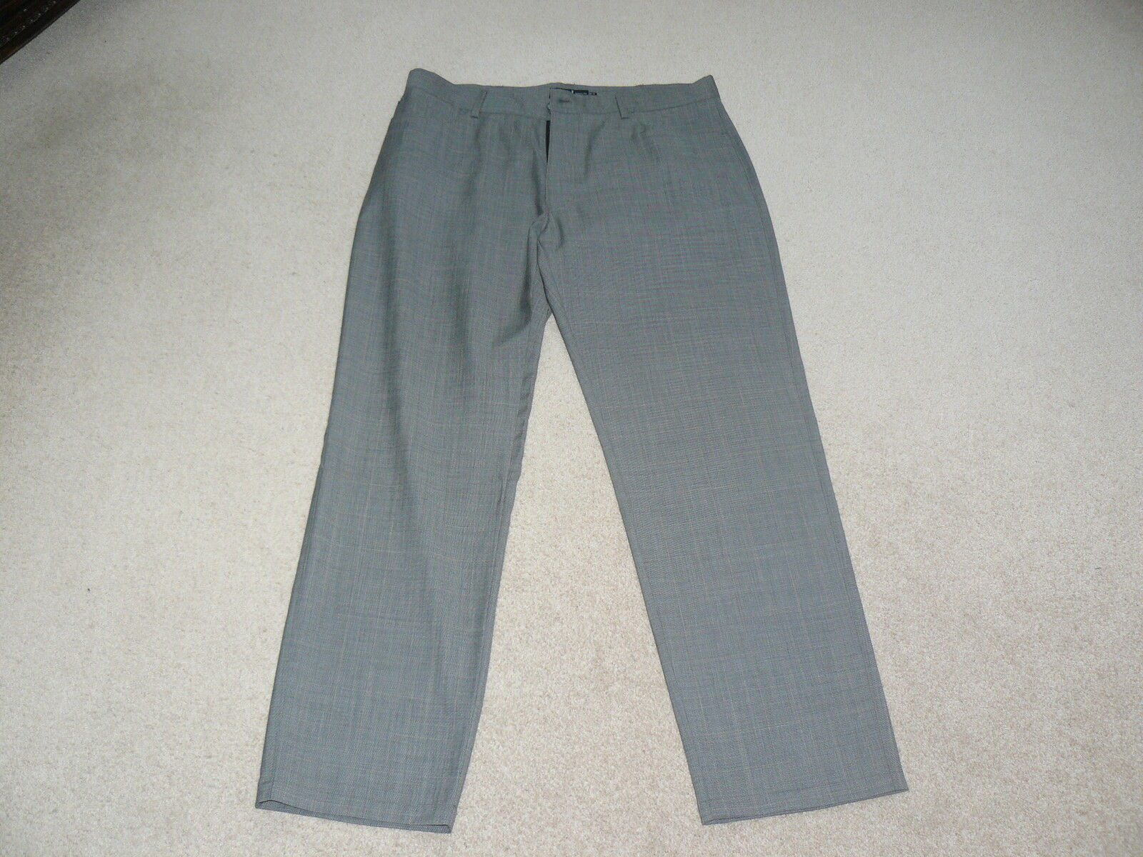 GENUINE 'NEXT' GREY TROUSERS (36 REG) - BNWOT