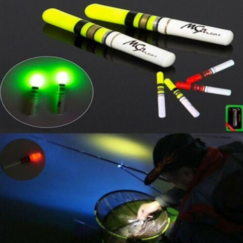 Battery Operated LED Float for Dark Water Night Fishing Supplies Luminous Useful