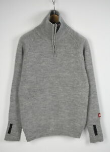 ULVANG-Unisex-LARGE-100-Wool-Knitted-Skiing-Sweater-28382-JS