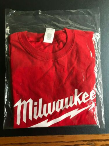 "XXXL /""Authentic From Milwaukee/"" Milwaukee Long Sleeve Logo T-Shirt Size 3XL"