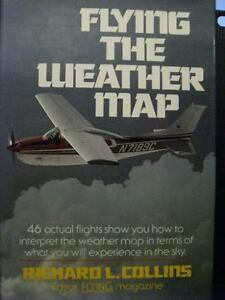 Flying Weather Map.Flying The Weather Map 9780440026105 Ebay