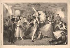 Wickedest Man in New York - John Allen's Dance House - 304 Water Street  -  1868