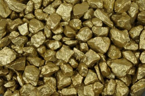 Gold Granulat Farbsand Dekosand Sand Streudeko Dekogranulat Bastelsand RU4-11